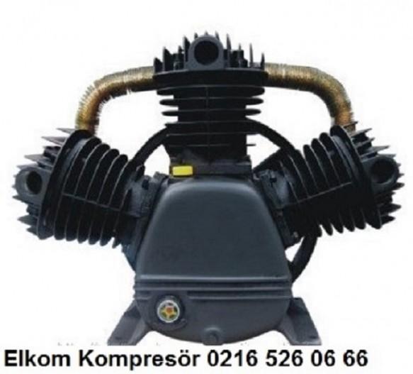 3-KAFA-KOMPRESÖR-KAFASI