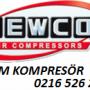 Newco kompresor_türkiye_logo