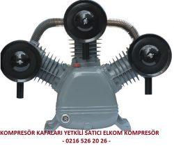 pistonlu kompresör kafası